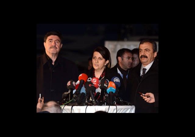 İşte Öcalan'ın Mektubu