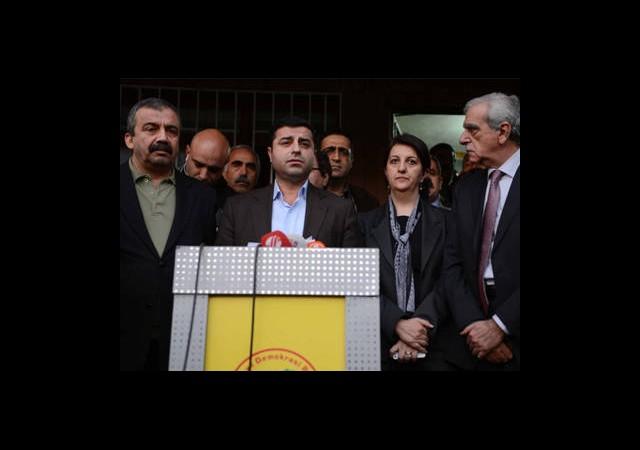 BDP'den 'İmralı' Açıklaması