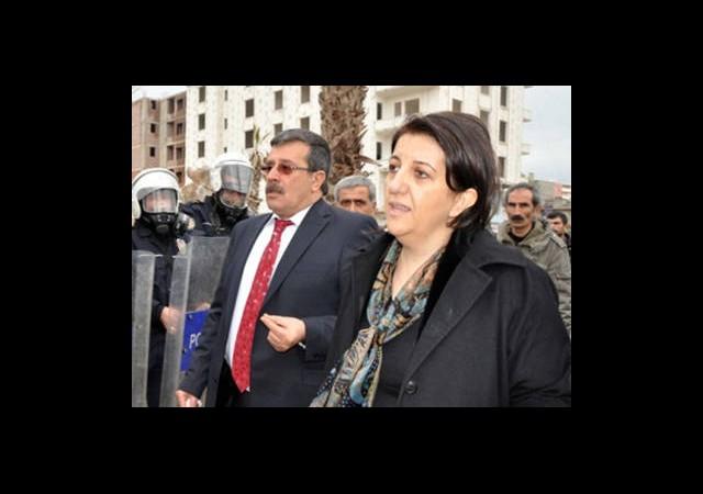 BDP'li Vekile Silah Tepkisi
