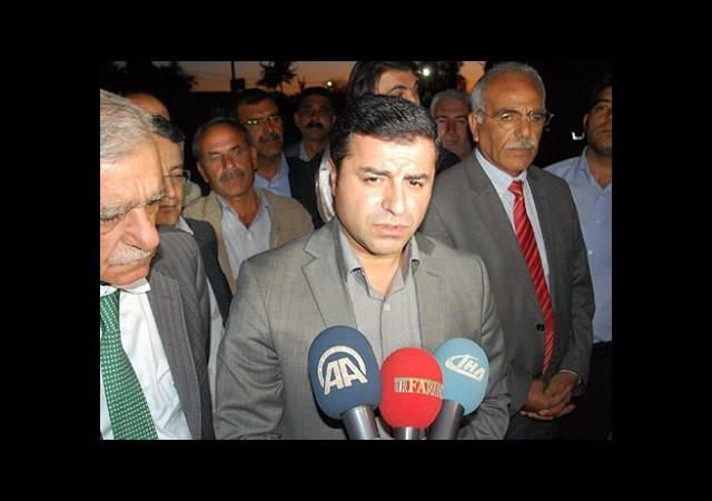 BDP Heyeti Suriye'den Döndü