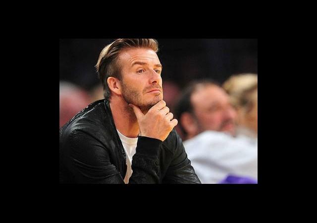 Beckham Gözünü Oyunculuğa Dikti