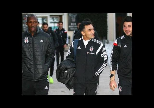 Beşiktaş'ın kadrosu açıklandı! 6 eksik...