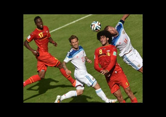 Belçika'dan kritik galibiyet