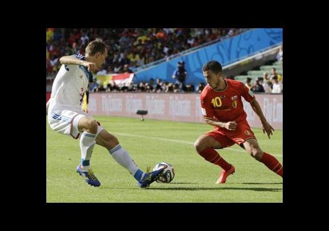 Belçika Turu garantiledi (Belçika - Rusya maçının özeti)