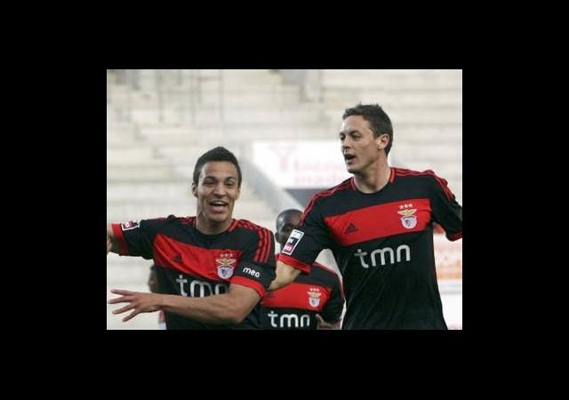Benfica Şampiyonluğa Koşuyor!