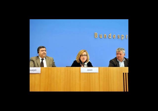 Almanya'da Suriye Konuşuluyor