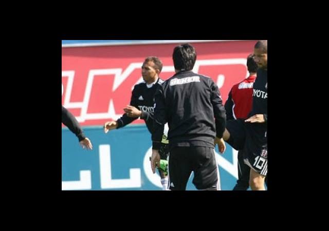 Fernandes Trabzonspor Maçına Yetişecek Mi?