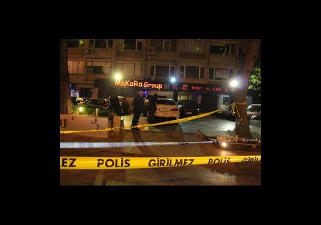 Beşiktaş'ta Kanlı Baskın