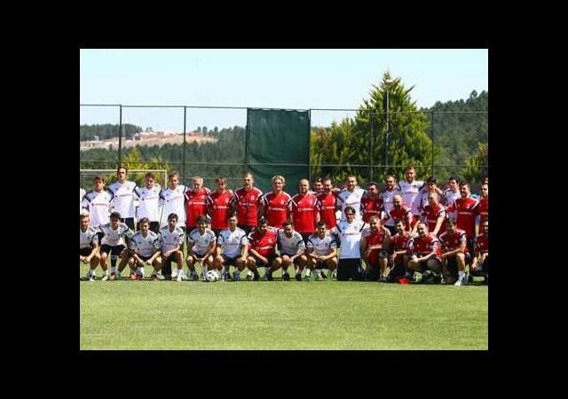 Beşiktaş Almanya yolcusu