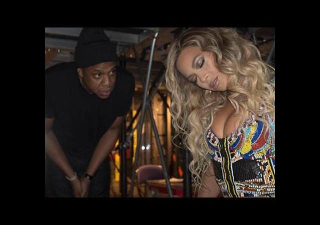 Eşi, Beyonce'yi çıldırttı!