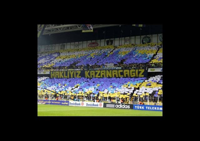 Fenerbahçe-Beşiktaş Biletleri Satışta