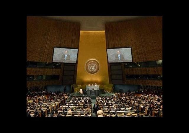 Birleşmiş Milletler'de Filistin tasarısı reddedildi