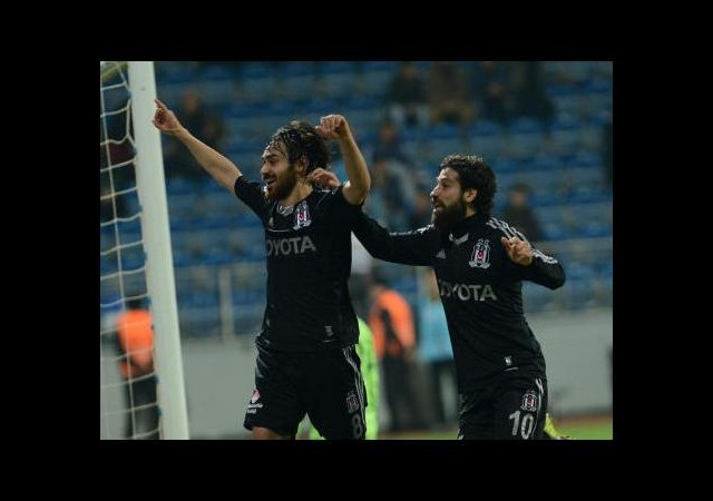 Beşiktaş'ın intikamı