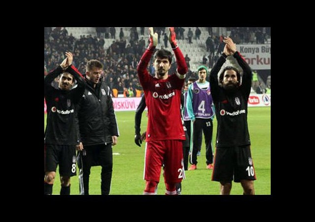 Beşiktaş 8'de 8 peşinde!