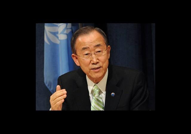 BM Genel Sekreteri Türkiye'ye Geliyor