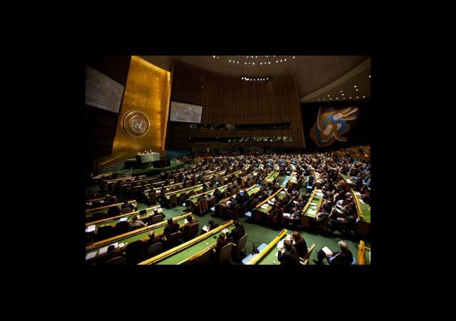 BM GenelKurulu'na Gidecekler