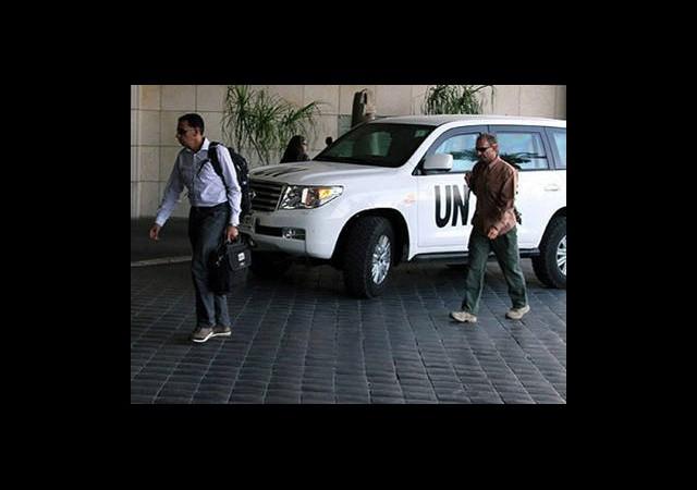 BM Heyeti Bugün Ayrılıyor