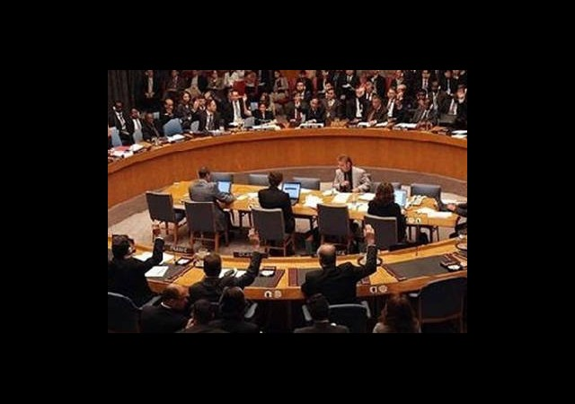Birleşmiş Milletler''den Suriye'ye Kınama