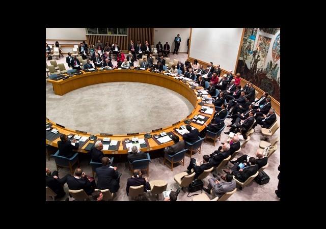 Rapor Güvenlik Konseyi'ne Sunulabilir