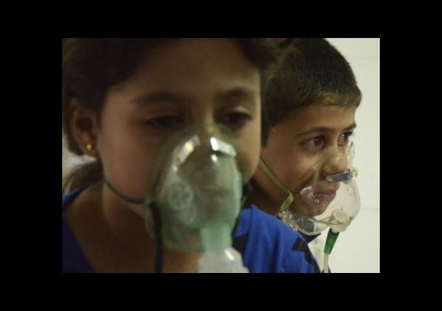 BM Açıkladı!.. Suriye'de Kullanılan Gaz!..