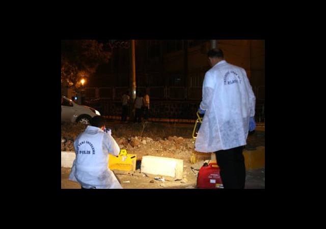 Polis Merkezinde Bomba Paniği