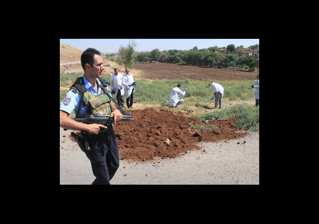 Diyarbakır'da Bomba Paniği!