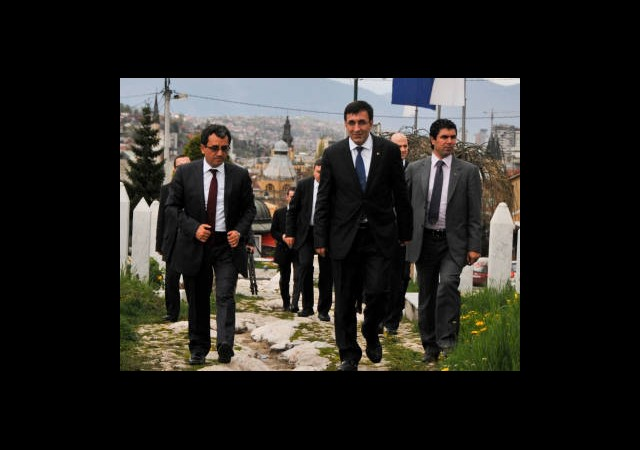 Bosna Hersek'e Kalkınma Projesi