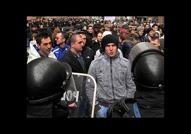 Bosna Hersek'te protestolar sona erdi