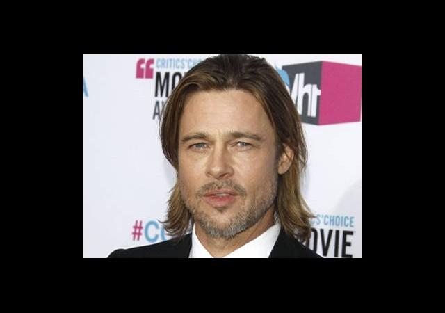 Brad Pitt Tarihe Geçecek