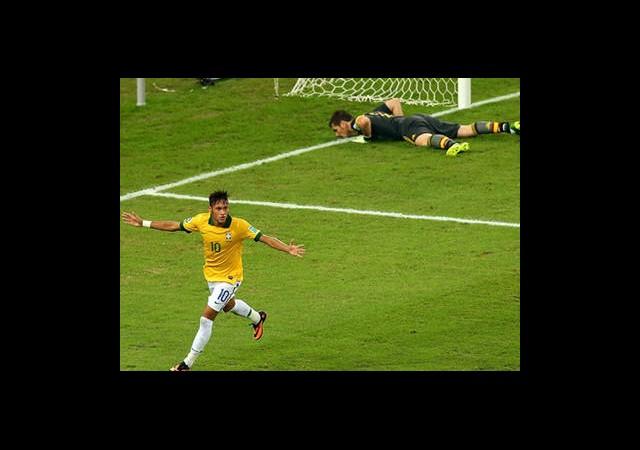 İspanya'ya Fark Atan Brezilya Şampiyon!