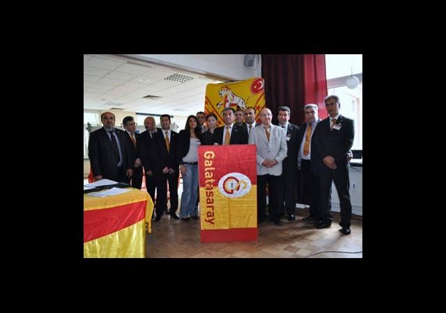 Bremen'den Galatasaray'a Kutlama