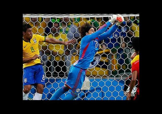 Brezilya Ochoa'ya takıldı
