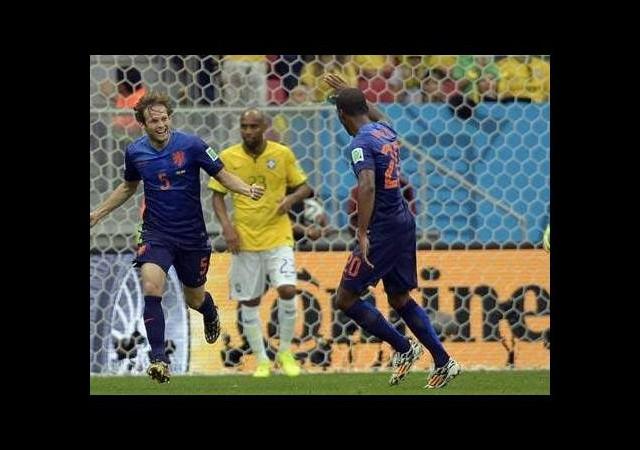 Brezilya'ya bir darbe daha!