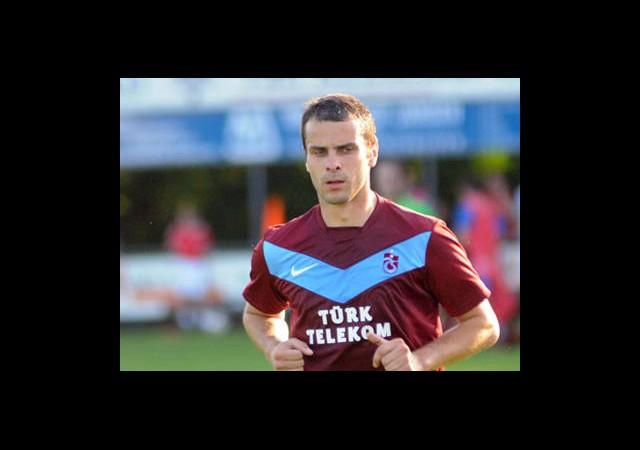 Trabzonspor'dan Brozek Açıklaması