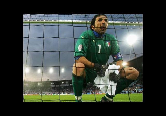 Buffon Real Madrid'i Gözüne Kestirdi