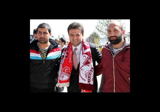 Süper Lig'de Kalıcı Olmak İstiyoruz