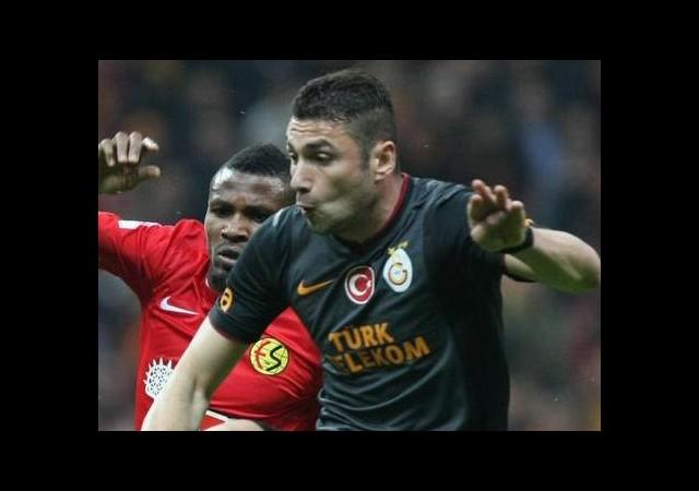 Burak'tan penaltı açıklaması