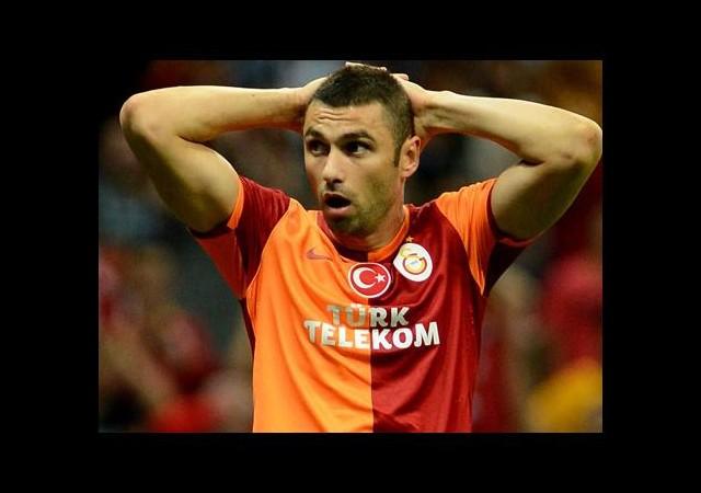 Galatasaray'dan Burak Yılmaz açıklaması
