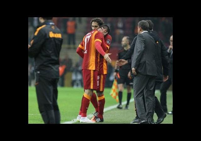 Burak Yılmaz ve Diego Costa!