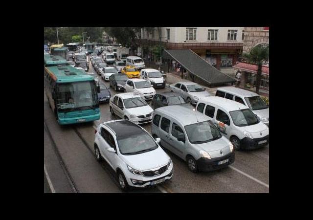 Bursa trafiğine Berlin modeli