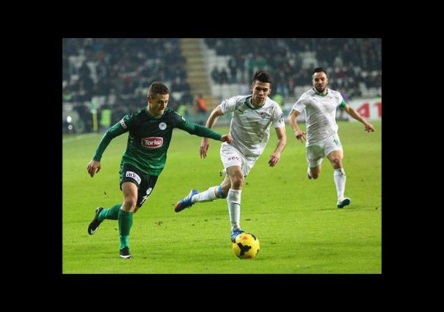 Torku Konyaspor - Bursaspor | Süper Lig Maç Özeti