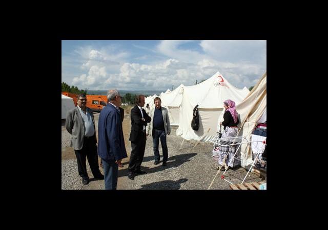 Türkiye'ye Gelenlerin Sayısı 16 Bini Geçti