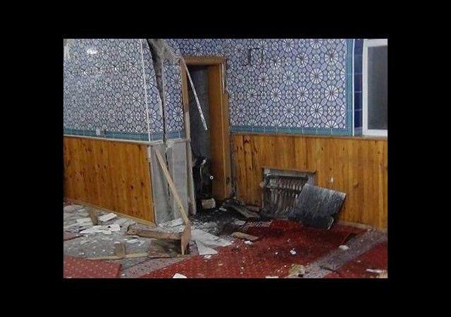 Ankara'da camide patlama: 1 ölü