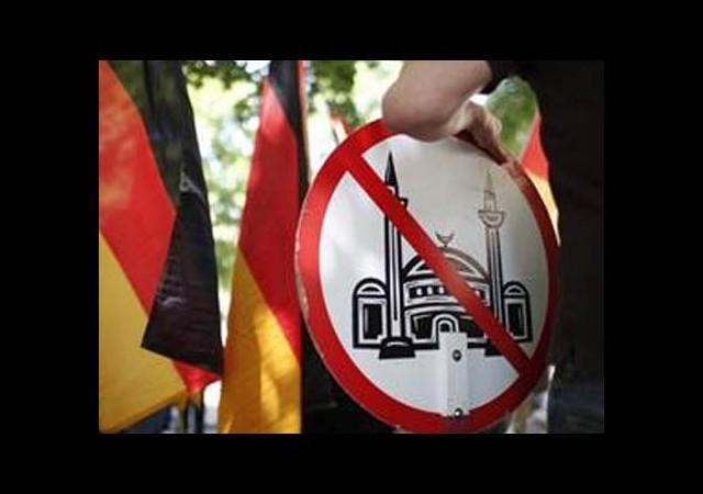 Irkçılık Raporu: Türklerin Camileri Hedefte
