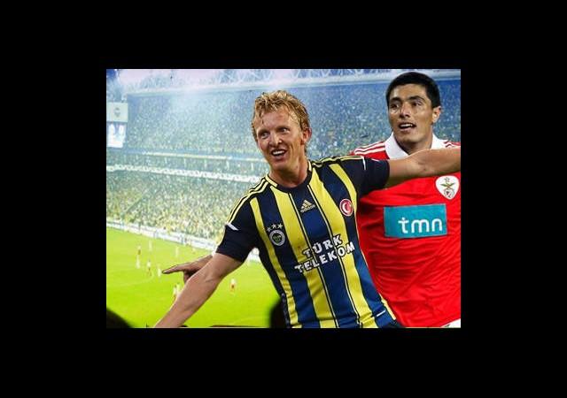 Fenerbahçe - Benfica/ Canlı Anlatım