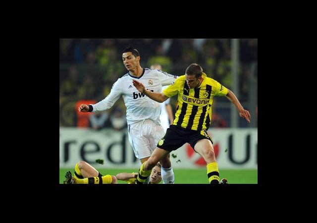 R.Madrid-B.Dortmund Canlı Anlatım