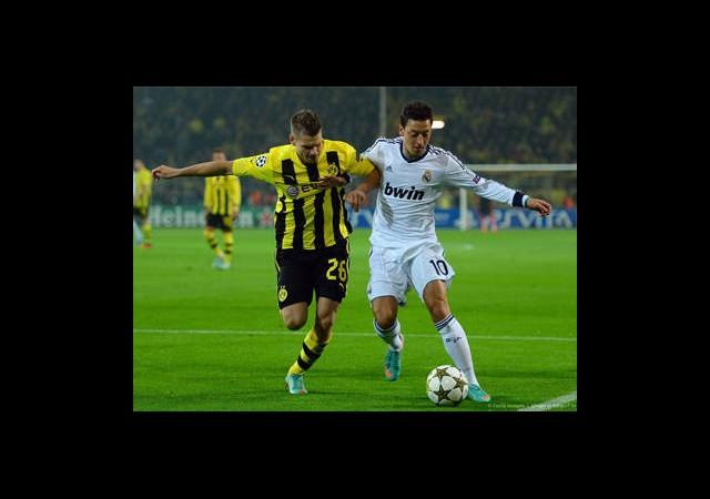 B.Dortmund-R.Madrid Canlı Anlatım
