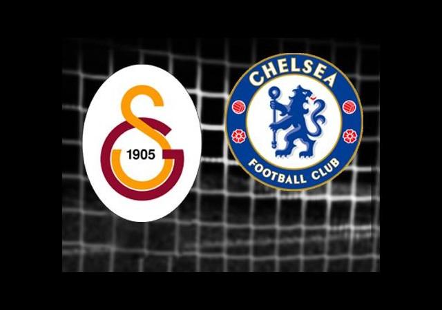 Galatasaray-Chelsea (Canlı Anlatım)