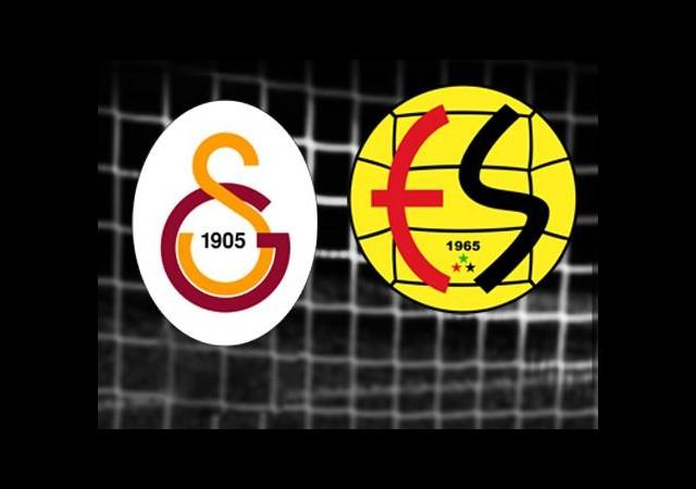 Galatasaray-Eskişehirspor (Canlı Anlatım)