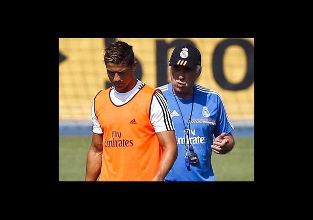 Ancelotti: 'Ronaldo İstediği Bölgede Oynayabilir'